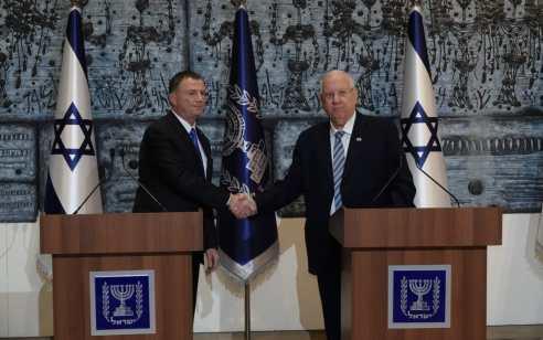 """הנשיא ריבלין החזיר את המנדט לכנסת: """"זוהי עת של ליקוי מאורות קשה בתולדות מדינת ישראל"""""""