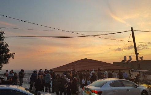 יצהר: מצור על הבית בו נוכח המורחק המנהלי נריה זארוג – אלימות במקום