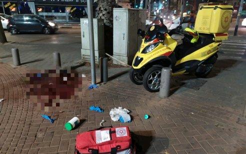 גבר כבן 40 נפצע קשה מדקירות בקטטה בתל אביב