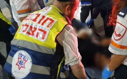 גבר כבן 40 נדקר במהלך קטטה בתל אביב – מצבו קשה