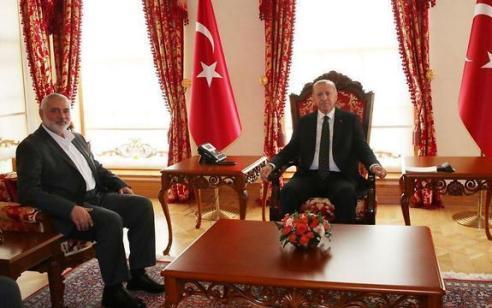 דיווח: חמאס מתכנן פיגועים נגד ישראל דרך טורקיה