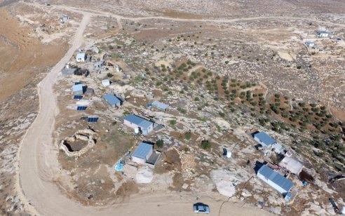 """בג""""ץ דחה עתירת ארגון שמאל שביקש לאשר מאחז פלסטיני בשטח אש"""