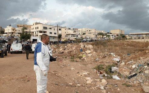 רצח בשפרעם: גופת נער שנעדר אתמול אותרה סמוך לבית ספר – 4 חשודים עוכבו לחקירה