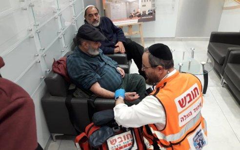 לאחר עינויים קשים: הגר הפלסטיני חולץ ופונה לקבלת סיוע רפואי