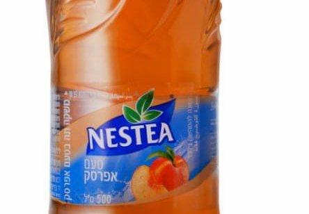 """חברת 'טמפו' קוראת להחזרת חלק מבקבוקי NESTEA בטעם אפרסק בנפח 500 מ""""ל בשל סימני עובש"""