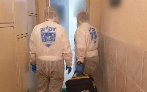 גופת גבר ערירי כבן 60 נמצאה במצב ריקבון בבאר שבע