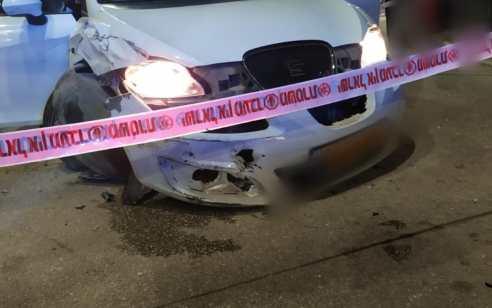 נעצרו לאחר מרדף 2 פורצים שביצעו עבירות תנועה והתנגשו ברכבים בכביש 6