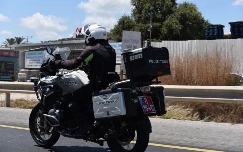 """במהלך השבוע נרשמו כ-6,000 דו""""חות תנועה במיקוד עבירות מסכנות חיים ובריונות כביש"""