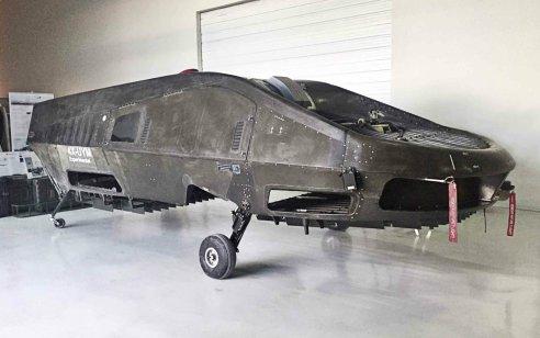 בואינג וטקטיקל רובוטיקס הישראלית בוחנות פיתוח של רכבי אוויר אוטונומיים ומאוישים בעלי יכולת VTOL