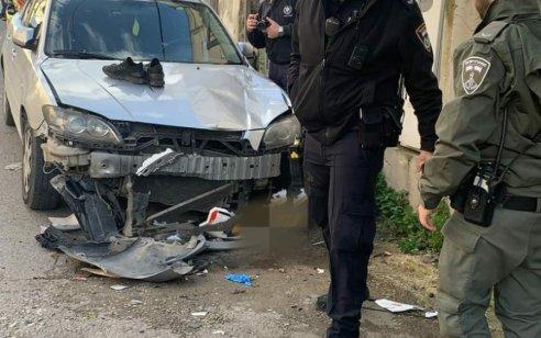 רוכב אופנוע בן 19 נהרג לאחר שהתנגש ברכב חונה בנצרת