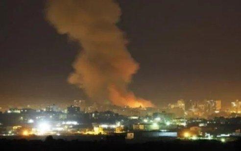 דיווח: מטוסים ישראליים תקפו משלוחי נשק בגבול סוריה עיראק