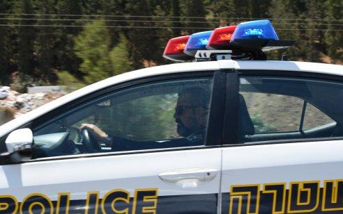 בתגובה מהירה של שוטרי משטרת ישראל אותרה ונעצרה נהגת שנסעה בניגוד לתנועה בכביש 2