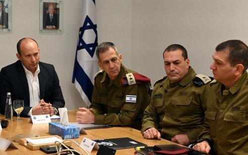 בנט הנחה להוציא צו הרחקה כנגד פעילי שמאל אנרכיסטים מאזור יהודה ושומרון