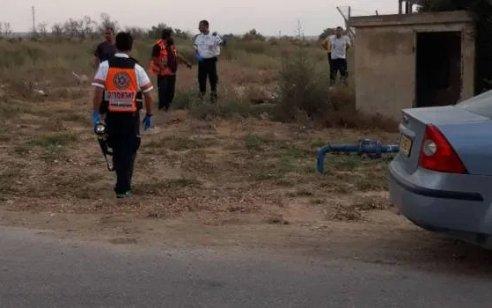 חשד לרצח: גופת גבר כבן 35 אותרה בשטח חקלאי ברחובות