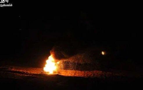 חיל האוויר תקף ברצועת עזה בתגובה לשיגור הרקטה ובלוני נפץ