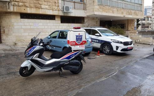 גופת גבר בן 62 נמצאה במצב ריקבון בירושלים – אירוע חמישי מתחילת 2020 בירושלים בלבד