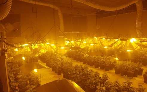 מעבדת סמים נתפסה אמש בחדרה – 2 חשודים נעצרו
