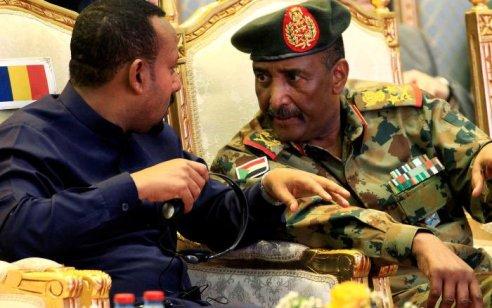 """מנהיג סודאן מגיב לראשונה: """"נפגשתי עם נתניהו למען האינטרסים של המדינה"""""""