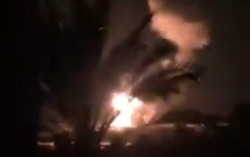 בתגובה לירי לעבר העוטף: חיל האוויר תקף יעדי חמאס בעזה