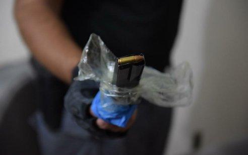 המשטרה תפסה אתמול בכפר קרע 4 כלי נשק שהוחזקו באופן לא חוקי