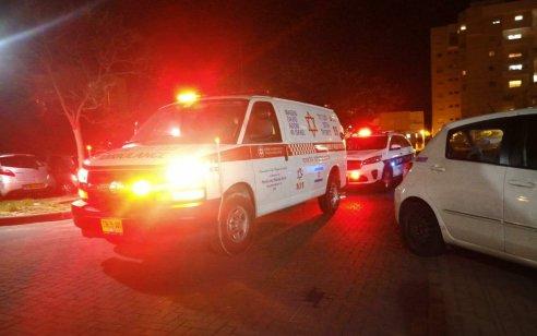 בן 36 נדקר בבניין מגורים באשדוד – מצבו קשה