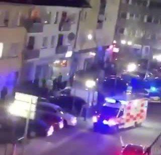 גרמניה: 8 הרוגים באירוע ירי בעיר הנאו שליד פרנקפורוט – החשוד אותר מת בביתו