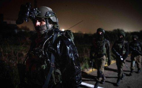 """לוחמי צה""""ל איתרו את גופת המחבל שביצע את פיגוע הירי באזור בנימין"""