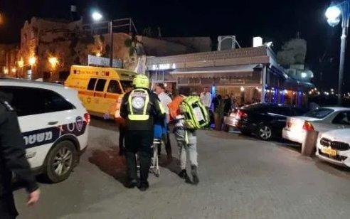 גבר בן 33 נדקר בנמל עכו – מצבו בינוני
