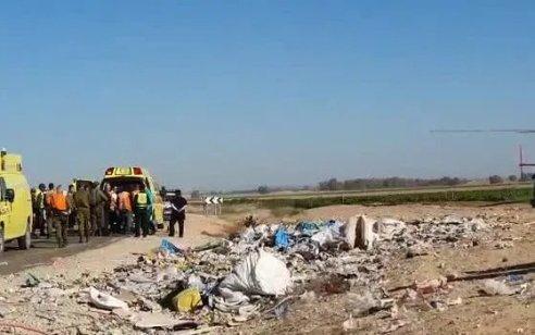 בן 25 נפצע קשה בתאונת עצמית בכביש 222 מרביביםלצאלים