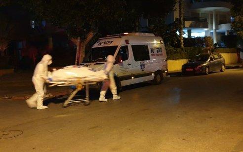 נתניה: בן 50 שהה בבידוד לאחר שחזר מצרפת – ונפטר מדום לב