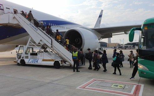 נגיףהקורונה: 9 אזרחים זרים סורבו להיכנס לישראל בעקבות נהלי משרד הבריאות