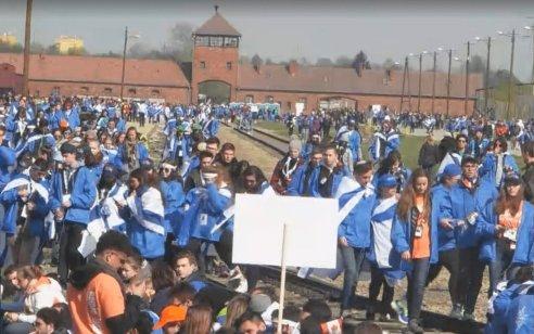 בשל התפשטות נגיף הקורונה: מצעד החיים בפולין נדחה לראשונה מאז היווסדו בשנת 1988