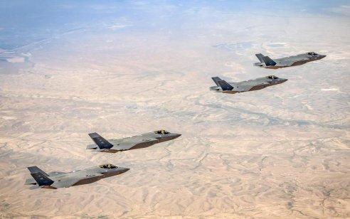 """בצל הקורונה: צה""""ל וצבא ארה""""ב ביצעו תרגיל אווירי"""