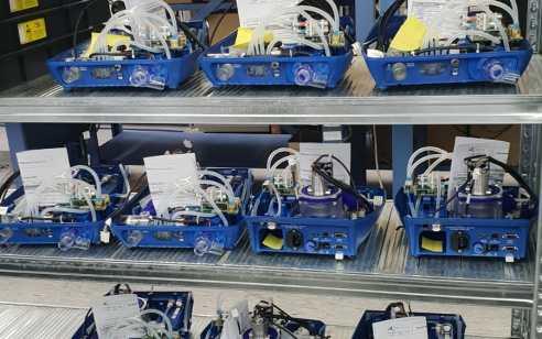 משרד הביטחון סיפקו למשרד הבריאות 63 מכונות הנשמה נוספות מפס ייצור ישראלי