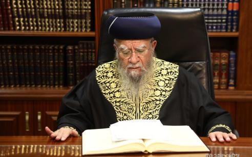 ברוך דיין האמת: זקן הראשונים לציון הרב בקשי דורון נפטר בגיל 79 לאחר שחלה בקורונה