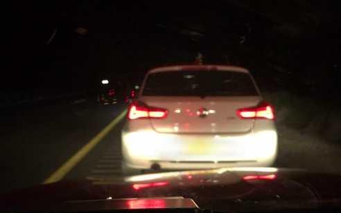 """בסופ""""ש נתפסו בכבישי הארץ 6 נהגים שנסעו במהירות 170 קמ""""ש ומעלה"""