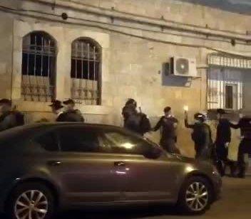 תיעוד: הפגנת קיצונים במאה שערים – 8 חשודים נעצרו