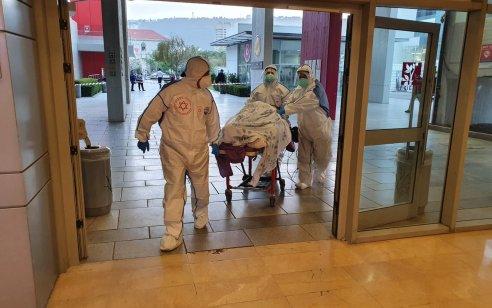 """מספר הקורבנות מקורונה עלה ל-105: סמיחה דיאב בת 90 עם מחלות רקע בבית חולים רמב""""ם"""