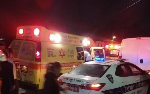 גבר כבן 30 נדקר למוות ושלושה נפצעו בינוני בקטטה בתל אביב