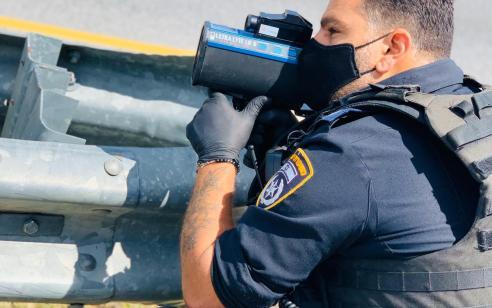 """בסופ""""ש נרשמו כ-3,700 דו""""חות בגין עבירות מסכנות חיים ובריונות כביש"""