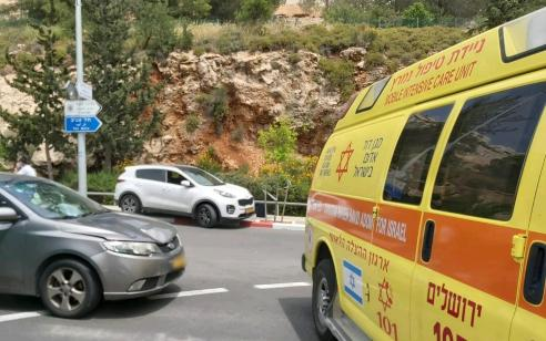 ילד בן 4 נהרג בתאונה בירושלים – סבתו נפצעה קשה