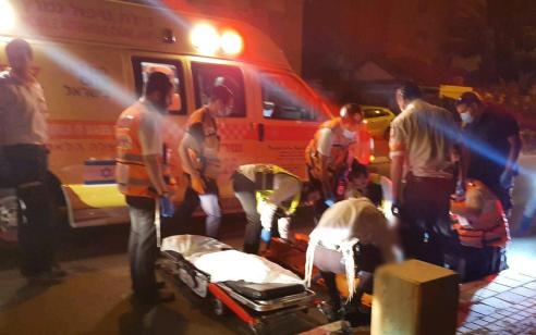 פגע וברח: הולכת כבת 60 נפגעה מרכב בנתניה – בבית חולים נקבע מותה