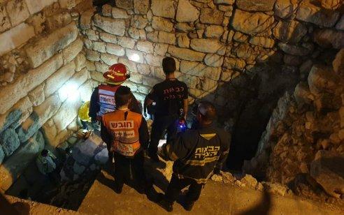 ירושלים: צעירה נפלה מגובה סמוך לכותל המערבי – מצבה בינוני