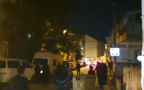 המשטרה עצרה 8 תושבי ירושלים בחשד לתקיפת שוטר, שריפת דגל המדינה וגרימת נזק בשכונת שמואל הנביא