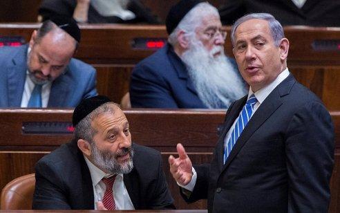"""נתניהו ודרעי לרב דרוקמן: """"ייצוג הציונות הדתית בוועדה למינוי דיינים לא ייפגע"""""""