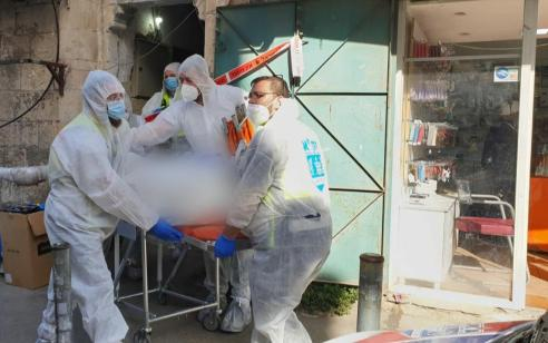 גלמוד בן 48 נמצא במצב ריקבון קשה בירושלים