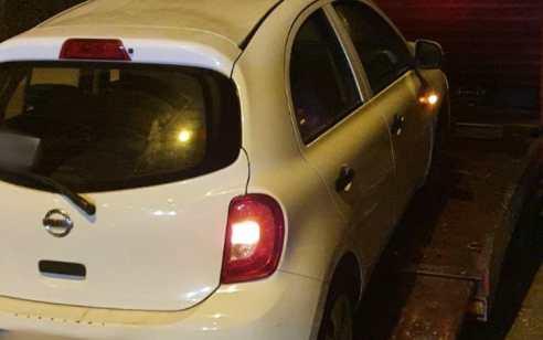 """דיווח על רכב משתולל סייע בעצירת נהג בהשפעת אלכוהול בכמות כמעט פי 6 מהמותר (1435 מ""""ג)"""