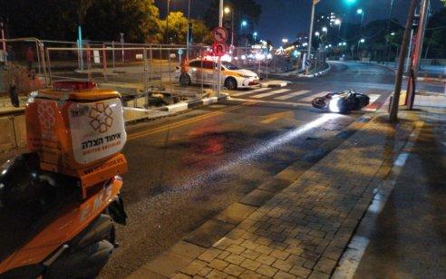"""רוכב אופנוע בן 17 נהרג בתאונה ביפו. החובש שטיפל באירוע: """"כשהסרתי את הקסדה זיהיתי את השכן שלי"""""""