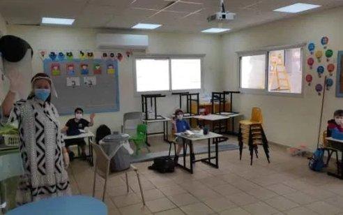 הקורונה במערכת החינוך: 407 תלמידים ומורים חלו בקורונה, כמעט 22 אלף בבידוד – 139 בתי ספר סגורים