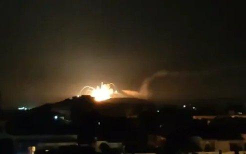 סוריה: שבעה הרוגים בתקיפות חיל האוויר הישראלי הלילה